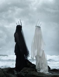 Siren: The Spectral and Grim Photography of American Ghoul.