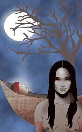 Rudá: na mitologia tupi, é o deus do amor, que vive nas nuvens. Sua função é despertar o amor dentro do coração dos homens. É identificado com o deus Shiva dos hindus e com o Hórus egípcio. Também é considerado deus do mar