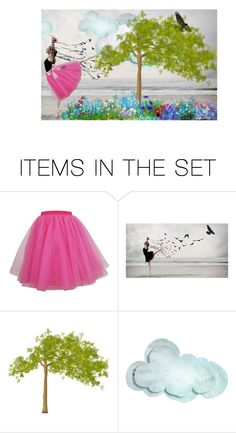 """the ballerina"" by michellenorris ❤ liked on Polyvore featuring art"