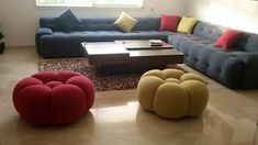Living Room Sofa, Living Spaces, Living Room Color Schemes, Coin, Room Colors, Sofa Design, Home Kitchens, Modern Furniture, Upholstery