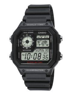 CASIO AE-1200WH-1AVEF Digital Herrenuhr jetzt günstig im uhrcenter Uhren Shop bestellen. ✓Geprüfter Online-Shop ✓Schneller Versand.