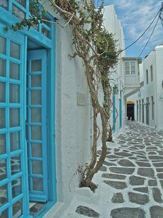 Mykonos  #ferias #viajar #viagens #cruzeiros
