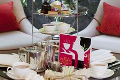 Best afternoon teas in London.