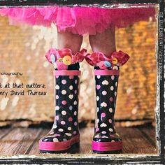 Boot socks for kids