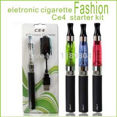 5pcs Top sale electronic cigarette ego-t ce4 blister pack colorful ego-t CE4 blister kit #Affiliate
