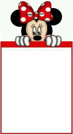 Mickey Mouse Clipart, Mickey Minnie Mouse, Birthday Wishes For Kids, Minnie Mouse Birthday Invitations, Flashcards For Kids, Boarders And Frames, Disney Princess Coloring Pages, Kids Background, Minnie Mouse Party