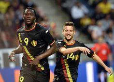 Bélgica volta a confirmar as excelentes impressões que já deixou durante a fase de classificação para o Mundial do Brasil ao vencer a Suécia por 2 a 0, com gols de Lukaku e Hazard. http://esportes.terra.com.br/futebol/copa-2014/belgica-confirma-boa-fase-e-vence-suecia-em-amistoso,97c521faf3956410VgnCLD200000b2bf46d0RCRD.html