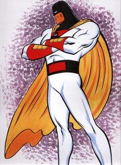 space ghost dc comics - Yahoo Search Results Comic Book Characters, Comic Books Art, Comic Art, Disney Characters, Fictional Characters, Book Art, Hanna Barbera, Wonder Twins, Space Ghost