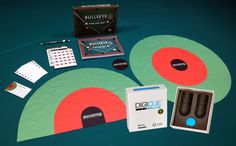 Bullseye Billiards + DigiCue Blue Billiard Pool Table, 3 Things, Games To Play, Are You The One, Told You So, Shit Happens, Blue, Products, Beauty Products
