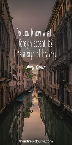 Inspirational quotes for language learners - Amy Chua