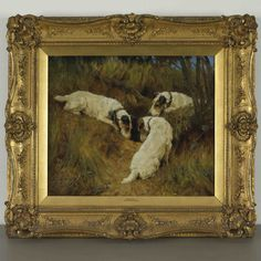 Dogs in Art: Art Wardle at the AKC Museum of the Dog By Christi McDonald
