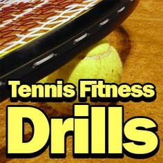 6 Must Try Tennis Fitness Drills - Best Tennis Drills