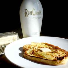 Rumchata French Toast, complete with recipe for this, just slightly alcoholic breakfast or brunch meal. Invite the girls over for this sinfully tasty drink sensation that is taking the nation by storm.