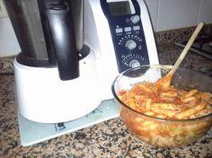Macarrones con chorizo para #Mycook http://www.mycook.es/receta/macarrones-con-chorizo-2/
