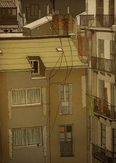 Artxe (Open-project) by Jon Juarez San Sebastián, Spain | Drawing | Storytelling | Illustration  |