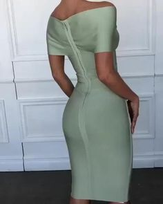 Elegant Dresses, Sexy Dresses, Casual Dresses, Tight Dresses, Classy Dress, Classy Outfits, Stylish Outfits, Chic Dress, Latest African Fashion Dresses