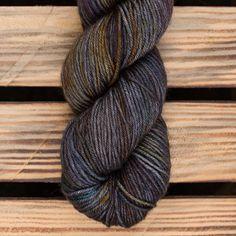 Hand dyed Superwash Merino with Silk and Yak in DK weight. Knitting Yarn, Knitting Patterns, Raspberry Sorbet, Marbles, Baby Elephant, Granite, Merino Wool, Pattern Design, Purple