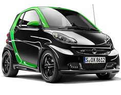 BRABUS – Smart Fortwo Electric Drive + Smart EBike