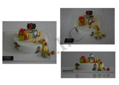 Tchoupi cake by VIC