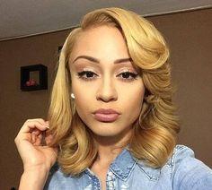 I love blonde