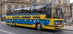 Would love to go to Liverpool and take this Magical Mystery Tour.
