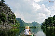 Tràng An, Ninh Bình #vietnambeauty
