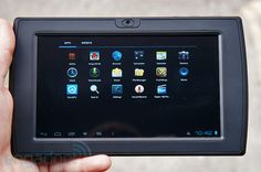 Matrix One tablet with Android 4.0 - this is only 90 dollars, which means it could be a great tablet for AAC