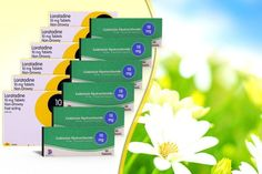 6-month* Supply Hayfever Tablets