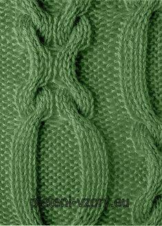 Vzor č. 94 – Kaleidoskop vzorů pro ruční pletení 24e1cf8d7b