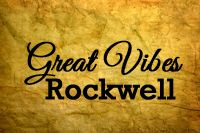 Font Pairing – Great Vibes & Rockwell   Font Pairings