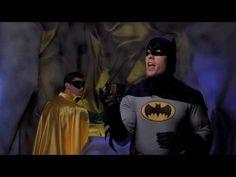 College Humor presents: The Dark Knight: 1960s Version