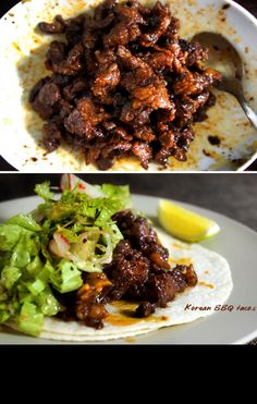 Food Truck Recipes: Chasing Kogi Truck Korean Taco