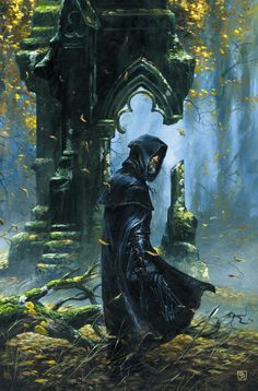 The Sorcerer of Black Forest's Heart.