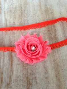 Baby Girl Soft Shimmery Elastic Headbands by BowtiquePartyDesign, $7.00