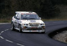 ra François Delecour - Catherine François-Ford Escort RS Cosworth Gr.A-RAS-Ford-Rally Catalunya-Costa Brava 1995