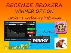 Recenze brokera na binární opce Winner Option. Představení platformy na obchodování binárních opcí.