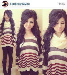 instagram : kimberlyx3you