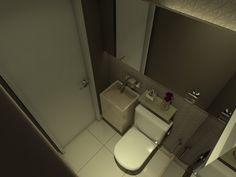 Varanda - Apartamento Residencial - Condomínio Ed. Le Premier