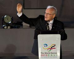 """""""Ni en los Olímpicos, el público se comporta como ocurrió en los World Games 2013 Cali""""  Ron Froehilch, el presidente de la asociación internacional de Juegos Mundiales, IWA, por sus siglas en inglés (International World Games Asociation) confesó que """"ni en los Olímpicos el publico se comporta así""""."""