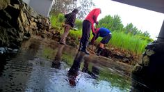 Aj jazierko občas potrebuje vyčistiť