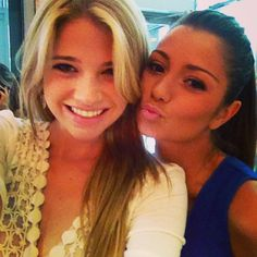 WEBSTA @ sarahfisher - Becks and Imoo  @crisprosperi