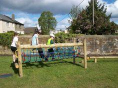 Net Bridge | kids playground |