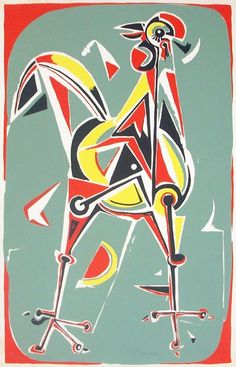 Art! (This is an Ang Kiukok. How I wish!)