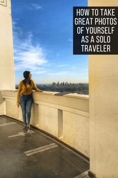 The Easiest Way to Take Pictures of Yourself as a Solo Traveler Solo Travel Tips, Travel Advice, Travel Guides, Travel Hacks, Budget Travel, Travel Pictures, Travel Photos, Travel Photography, Photography Basics