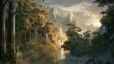 Bildergebnis für fantasy landschaft
