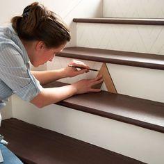 Decora tus escaleras dándole un toque divertido y muy original - Conlallave.com