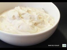 Novita'! Yogurt Cremoso e Compatto Veg Raw - Fatto in Casa