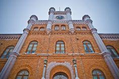 Vaasan Hovioikeus. Homeland, Finland, Notre Dame, Cities, Building, Travel, Viajes, Buildings, Destinations