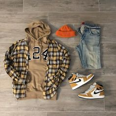 ideas for style street casual men streetwear Dope Outfits For Guys, Swag Outfits Men, Stylish Mens Outfits, Nike Outfits For Men, Jordans Outfit For Men, Gym Outfits, Fitness Outfits, Basic Outfits, School Outfits