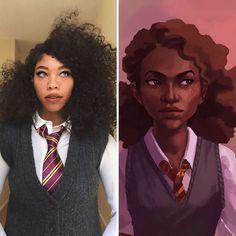 Cosplayer usa criatividade para quebrar os limites raciais das personagens negras. – Criatives | Blog de Arte, Design, Criatividade e Inspiração